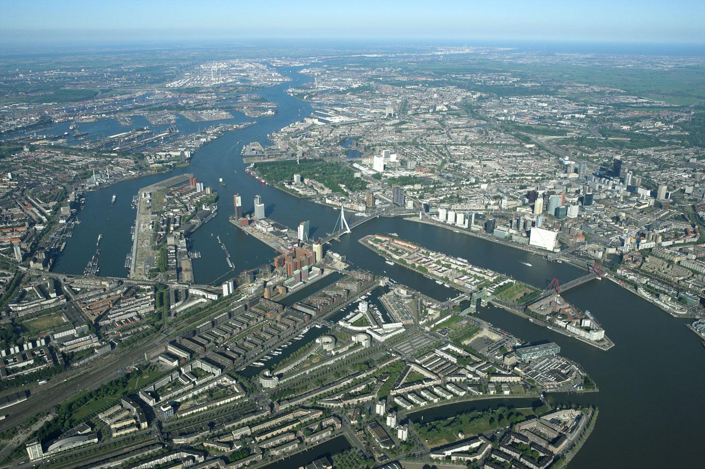 Puerto de Rotterdam celebra Acuerdo Verde presentado por la Comisión Europea