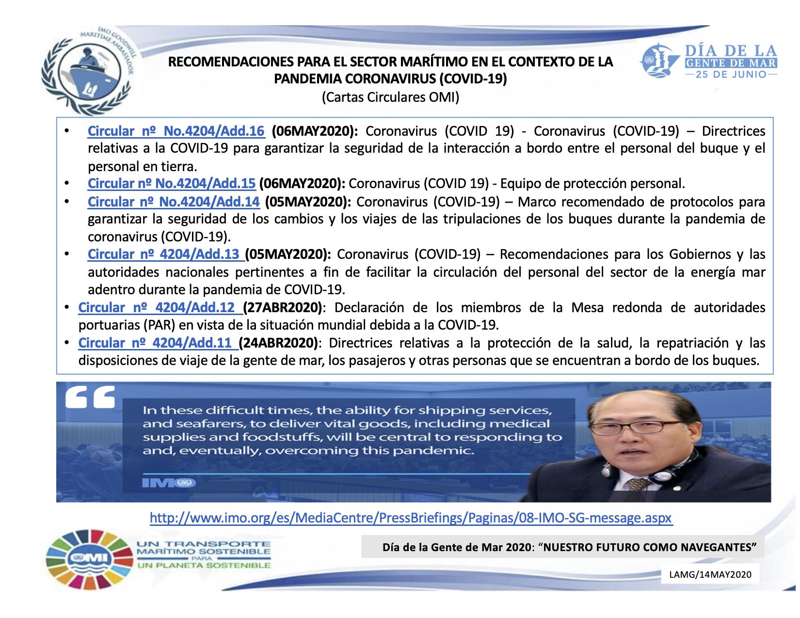 Embajador B/V OMI / Venezuela