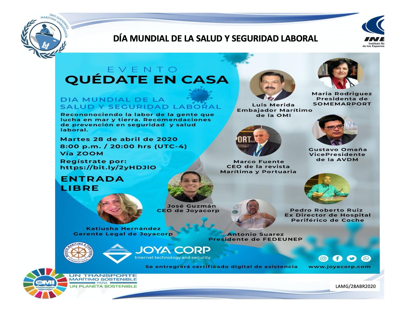 Salud Gente de Mar en contexto COVID-19